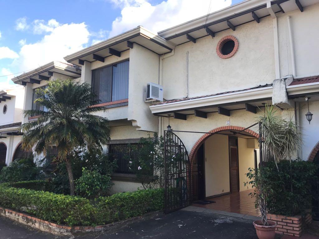 Alquiler de casa en Los Laureles, Escazú