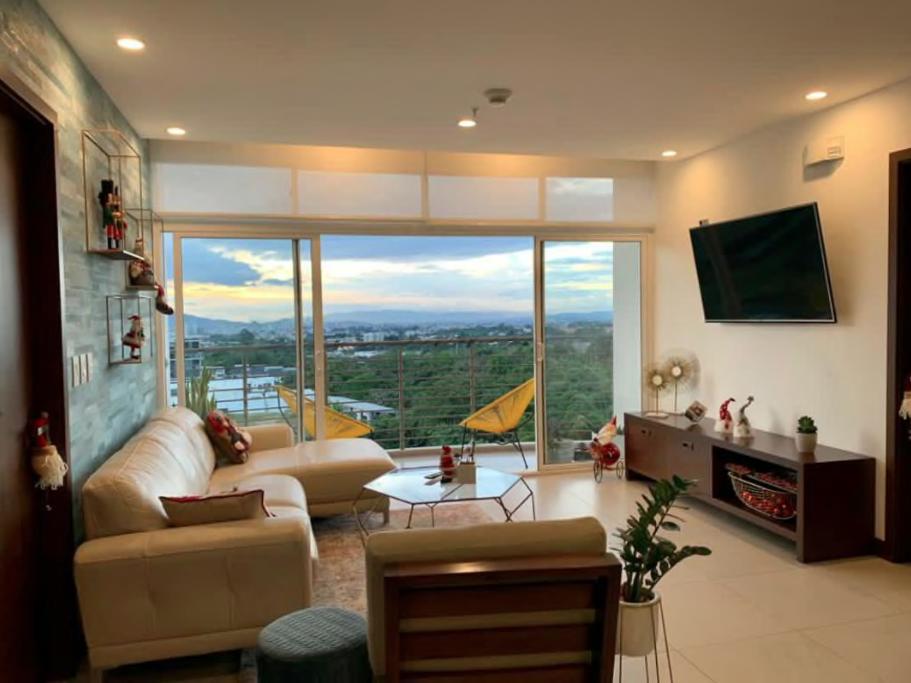 Venta de apartamento en condominio Via Natura (Granadilla, Curridabat)