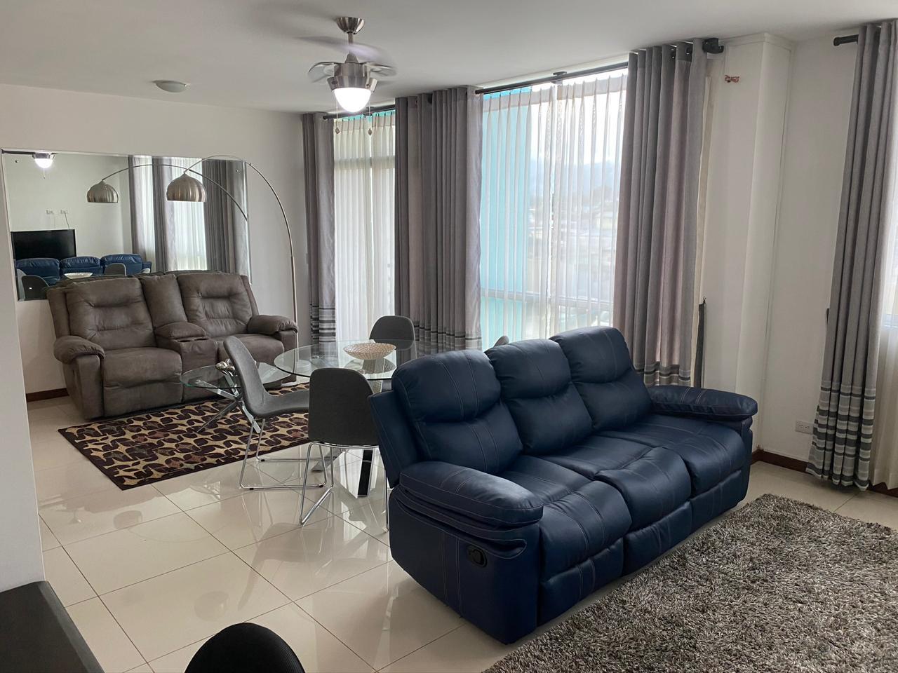Se alquila apartamento amueblado en excelente estado, Bambú Eco Urbano.