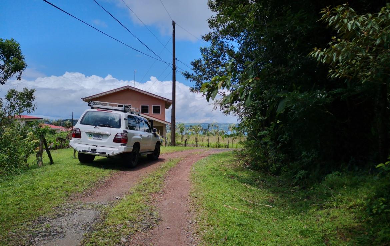 Venta de finca de 10 hectáreas cerca del volcán Arenal. Precio rebajado! Excelente oportunidad para desarrollar