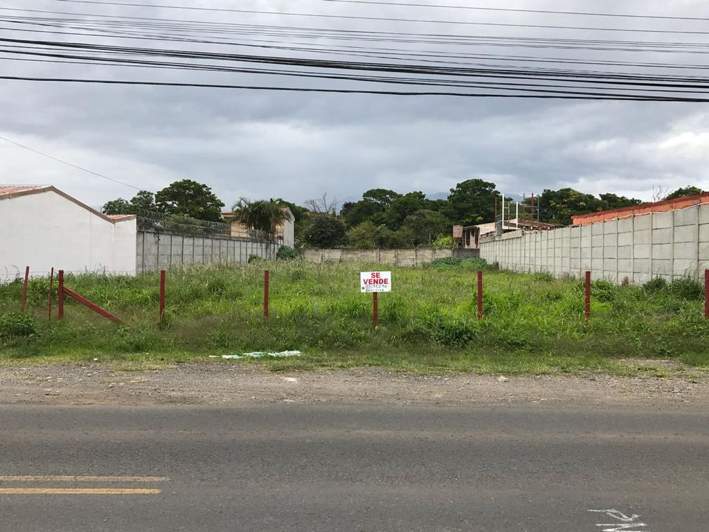 Venta de lote en Santo Domingo
