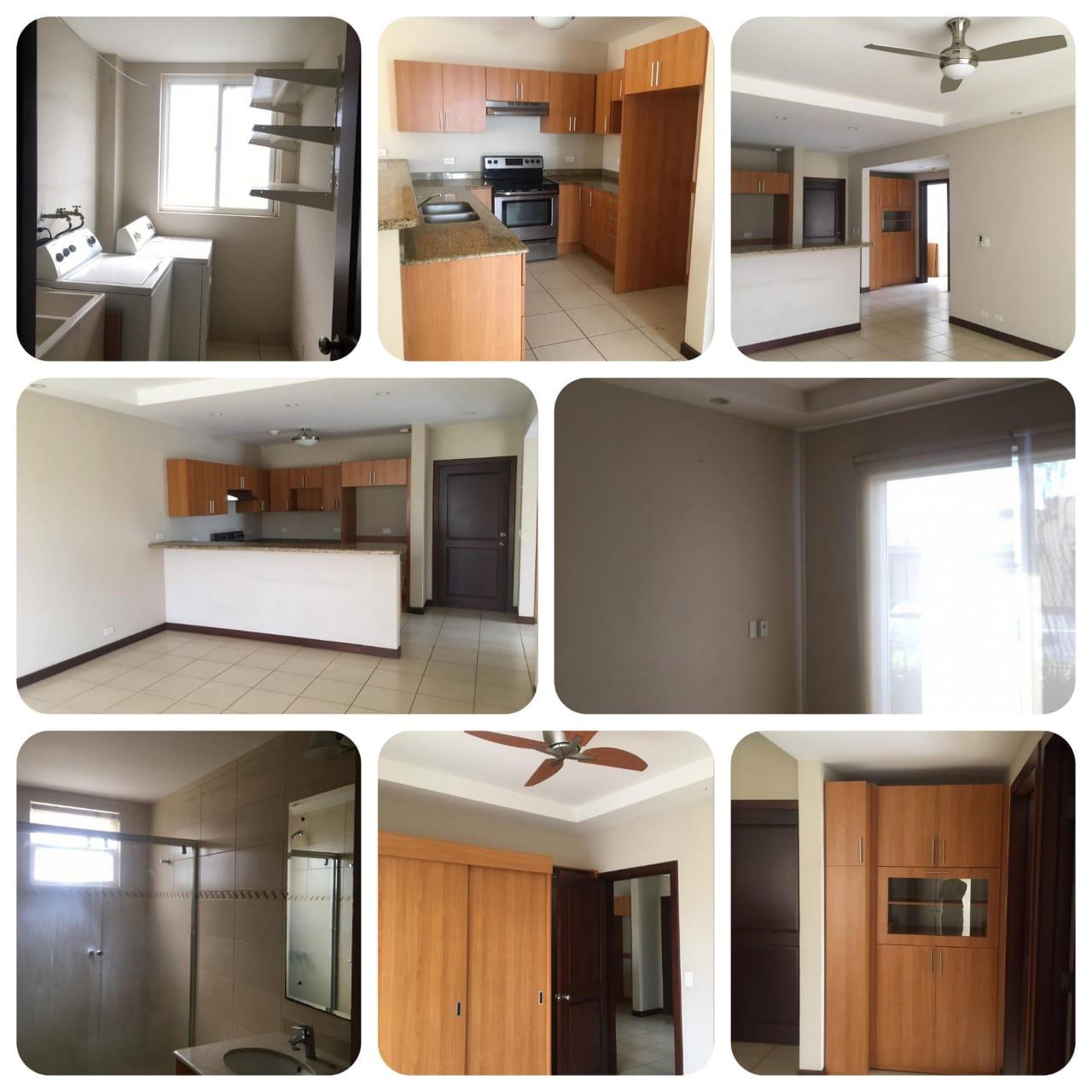 Alquiler de apartamento en Belen de 1 dormitorio
