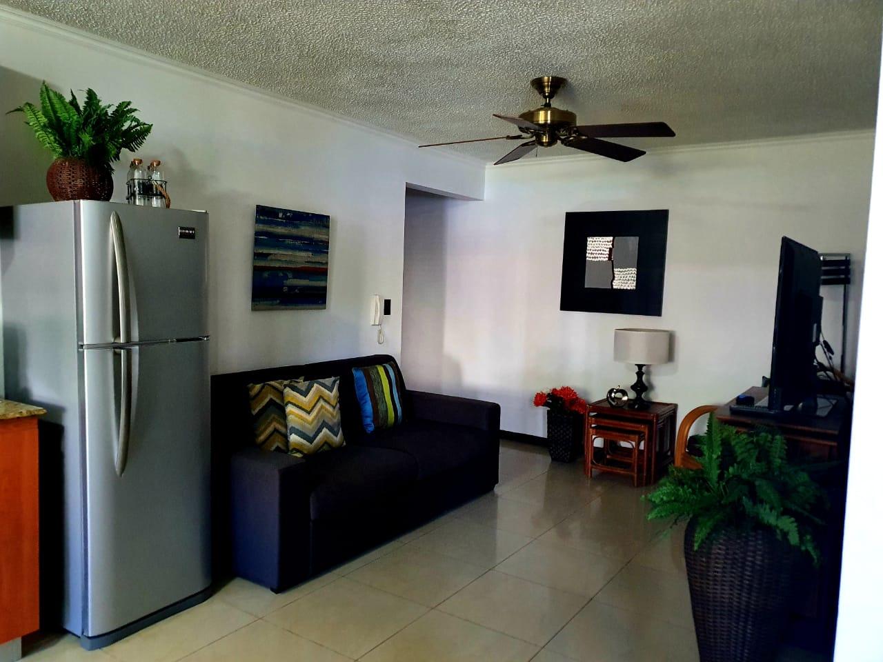 Venta de apartamento de 2 habitaciones ubicado en Jacó