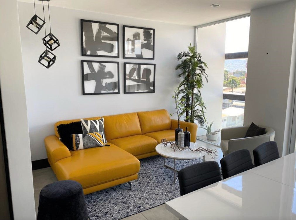 Apartamento de Lujo en Nunciatura se Alquila / Vende
