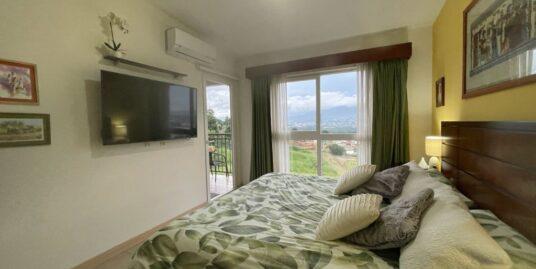 Lindo apartamento en proyecto sostenible en la Aurora de Heredia.