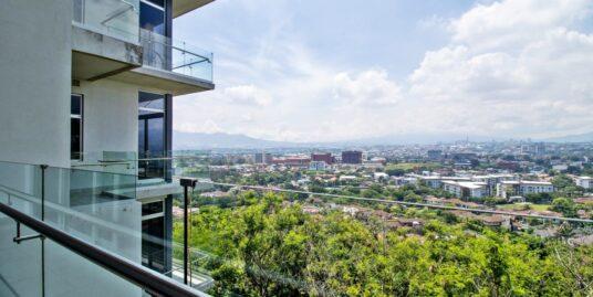 Penthouse con espectacular vista, Guachipelín.